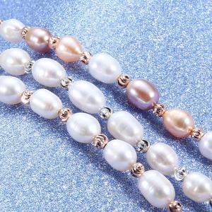 Image 4 - CoeufuedyG bransoletka perłowa moda wielokolorowy bransoletka dla kobiet prezent regulowany urok bransoletki biżuteria