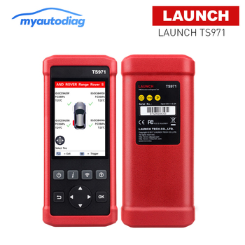 Promoción de lanzamiento 2018, herramienta de activación Bluetooth TS971 TPMS, Sensor inalámbrico de presión de neumáticos para coche, monitoreo de 433Mhz/315Mhz