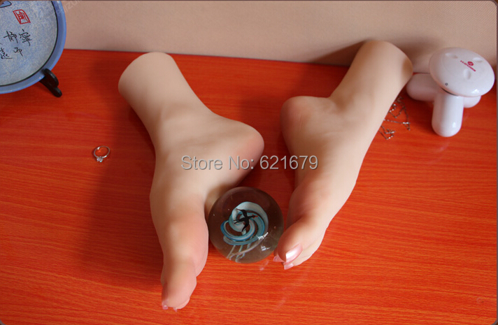 NEW sexy girls gorgeous pussy foot fetish feet lover toys clones model high arch sex dolls product feet worship 36