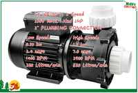 SPA PUMP 2HP 2 SPEED replacing Aqua-Flo XP2 FLO-MASTER LX WP200-II 2-speed pool Pump 2HP compatabile direct Waterway 56 Frame