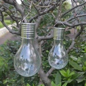 Waterproof LED Solar Light Bul