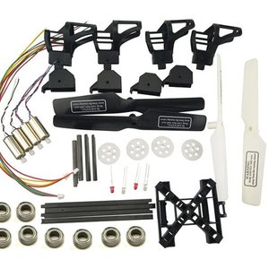 Upgraded Spare Part Set for Ud