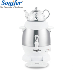 5L Stainless steel Ceramic Electric kettle Large Size Capacity Household Elcetric Samovar Adjustable temperature Sonifer