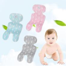 3D Baby Cart Seat Breathable Cool Mattress In A Stroller Pad