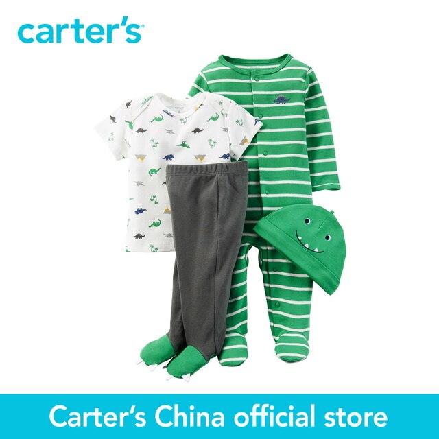 Картера 4 шт. детские дети дети Babysoft Взять Меня Домой Набор 126G354, продавец картера Китай официальный магазин