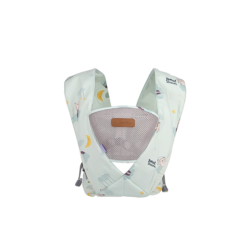 Baby Sling Breathable Ergonomic 3 36Months Baby Carrier Front Carrying Children Kangaroo Infant Backpack Pouch Warp Hip Seat in Backpacks Carriers from Mother Kids