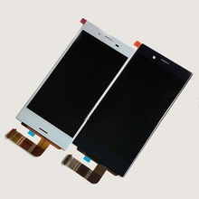 JIEYER LCD Display for Sony Xperia X Compact F5321 touch screen 4.6 inch Digitizer Sensor Panel Assembly SONY MINI frame