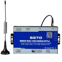 Gsm M2M RTU удаленного мониторинга сигнализации Системы для крана угля сейсмических ОСРВ SMS Связь BTS доступа реле Управление S270