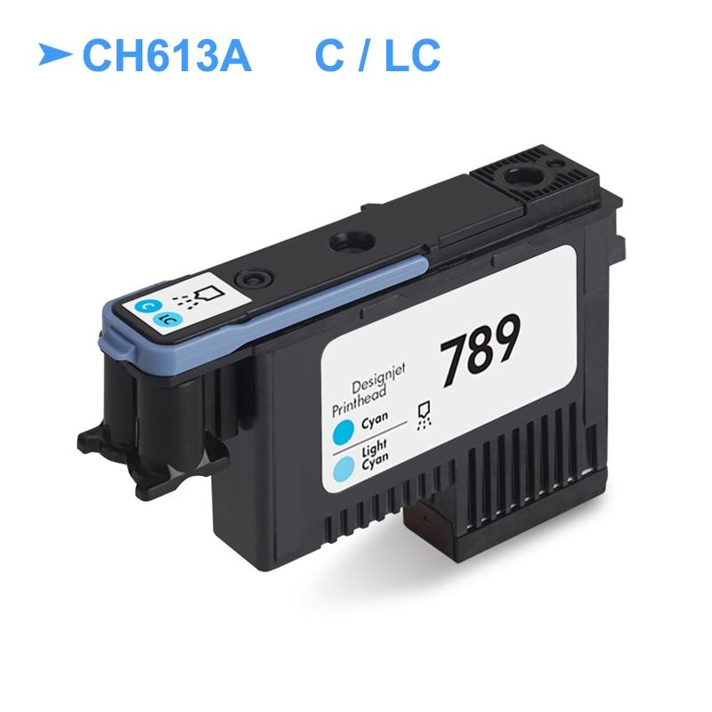 HP 789 DesignJet Printhead CH612A CH613A CH614A տպիչի - Գրասենյակային էլեկտրոնիկա - Լուսանկար 3