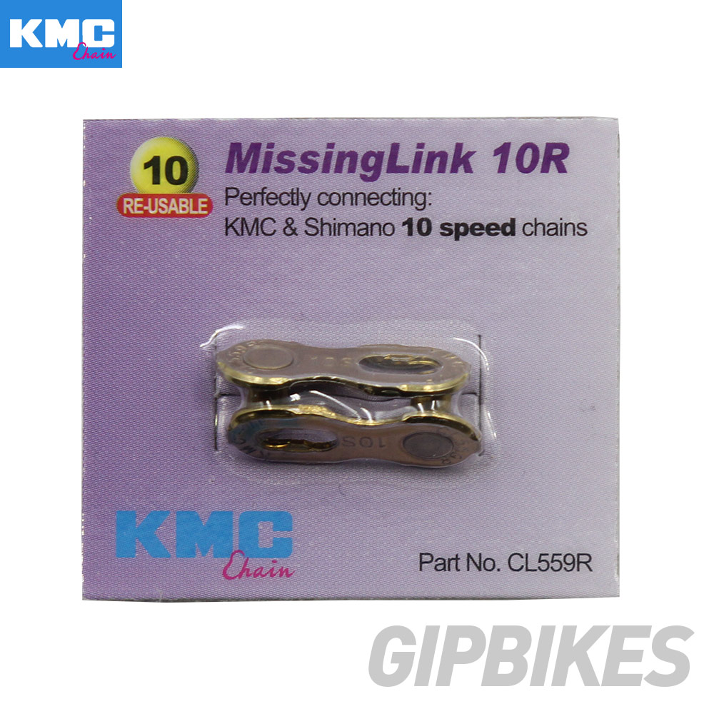 2pcs 6//7//8//9//10 Speed silver KMC Missing Link Bike Master Chain Link Connector
