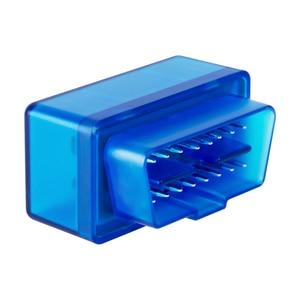 Image 4 - 50ピース/ロットスーパーミニelm 327 V2.1 OBD2スキャナbluetooth ELM327 V1.5 wifi車診断ケーブルワークスdhl送料