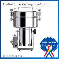 stainless steel 2200g Swing Type Grinding Miller / Food Grinding Machine/Coffe Grinder,Electric Flour Mill