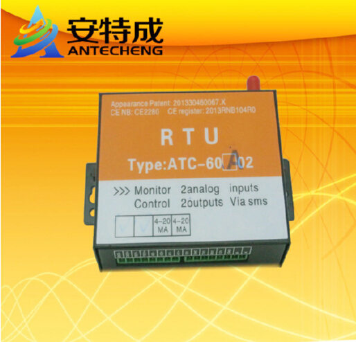 High-speed 3G controller ATC60A02 temperature controller data logger