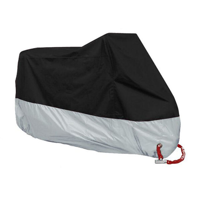 Waterproof Motorcycle Cover with different sizes