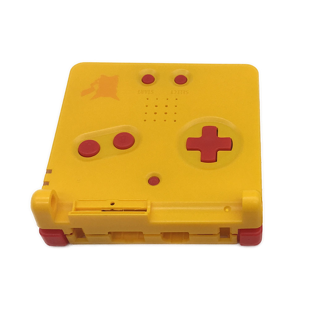 Gameboy color and pokemon yellow - For Pokemon Limited Edition Housing Shell Case Cover For Nintendo Gameboy Advance Sp For Pikachu Version In Cases From Consumer Electronics On
