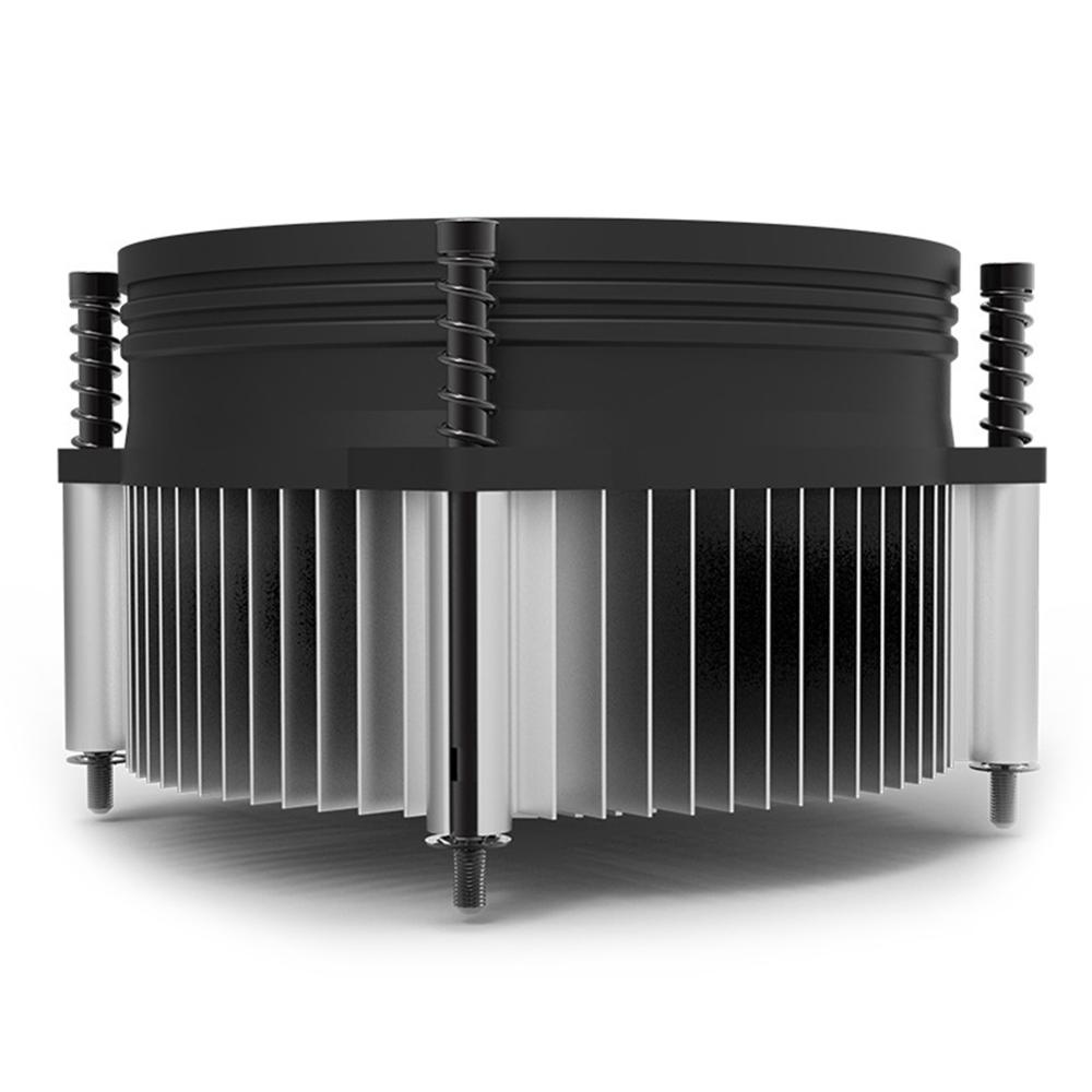 Fast Fan Air Cooling Radiator Computer Heat Dissipation CPU Cooler for 775/115X image