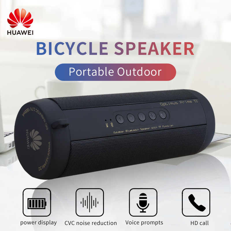 SUPERSTUNT! Huawei Optimus Prime T2 Bluetooth speaker Draagbare Draadloos Waterdichte Outdoor Speakers Fiets Bidon Houder Design Box OP=OP 2