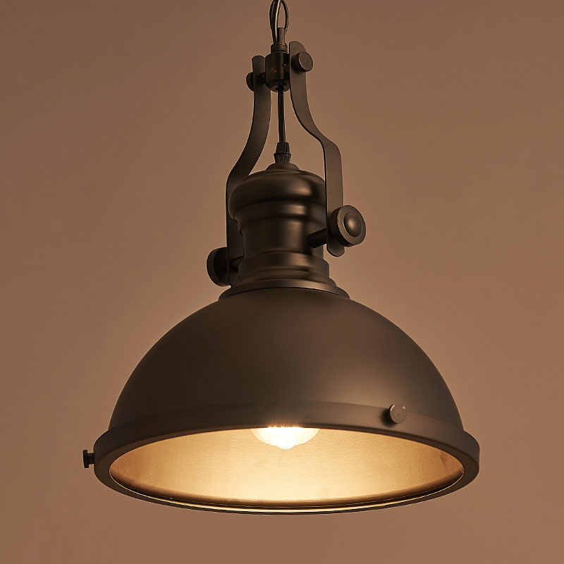 Retro Loft chandelier aisle corridor pub restaurant dining room cafe lamp mine light warehouse porch cellar pendant lamp