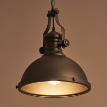 цены Retro Loft chandelier aisle corridor pub restaurant dining room cafe lamp mine light warehouse porch cellar pendant lamp