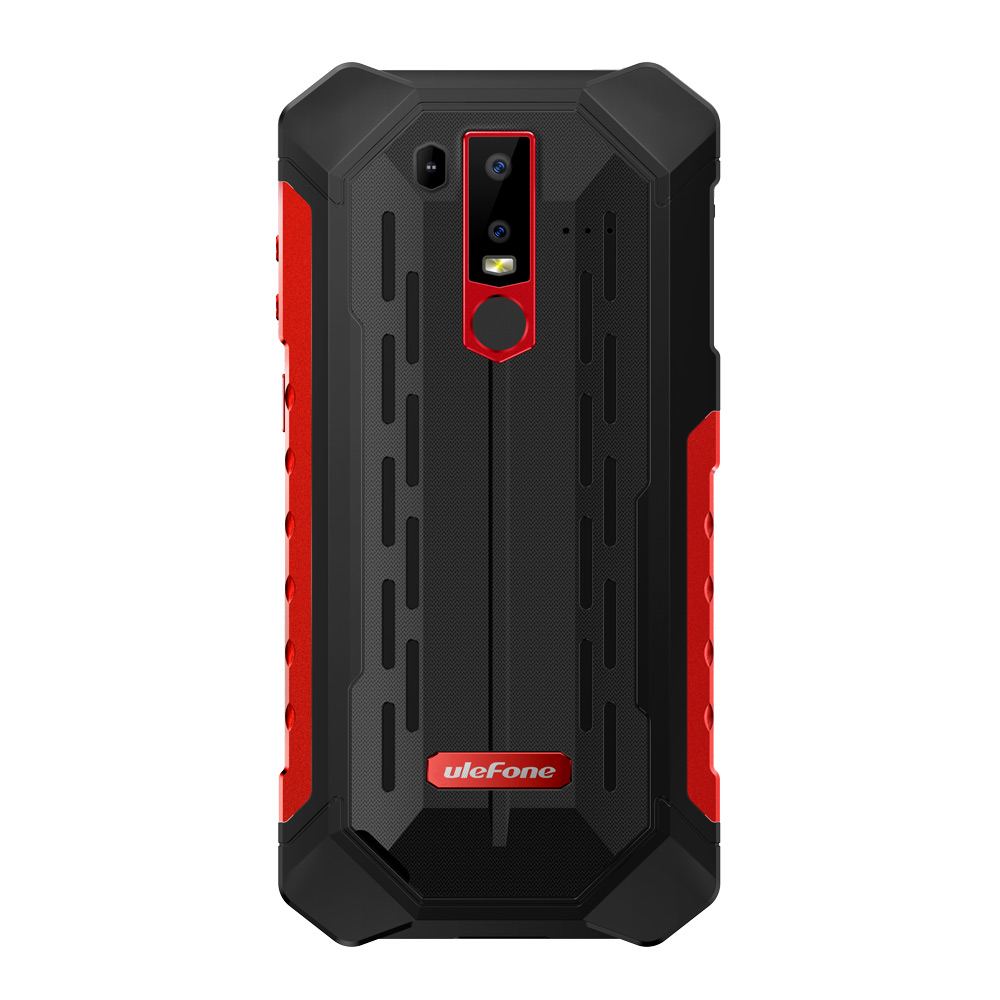 """Image 4 - Ulefone Armor 6E Mobile Phone Android 9.0 6.2"""" HD Helio P70 Octa Core 4GB+64GB NFC Face ID Wireless Charge SmartphoneCellphones   -"""