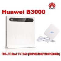 Unlocked Vodafone B3000 Huawei B593s 22 150Mbps Cat4 4G LTE FDD Wireless Router 3G UMTS WiFi Mobile Broadband Home Networking