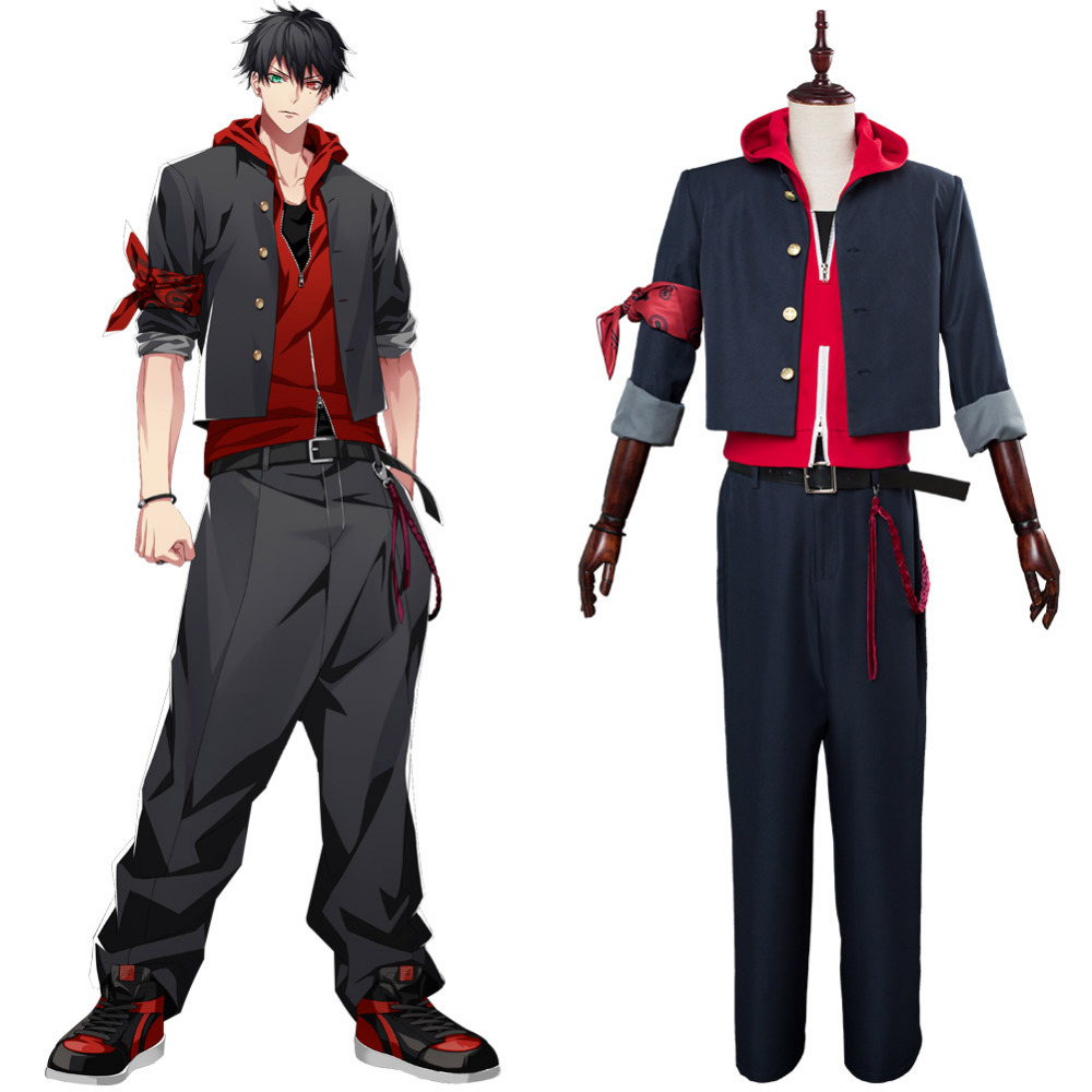DRB Division Rap Battle Cosplay Yamada Ichiro The Dirty Dawg Cosplay Costume Outfit Halloween Carnival Costumes Tailor Made
