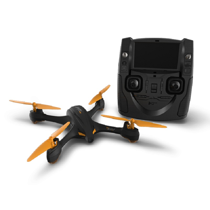 Hubsan Gps-Drone Rc Quadcopter Toys Camera Hold-Follow Altitude with Carema X4 STAR 720P