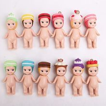 12pcs/lot Limited Edition Sonny Angel Kewpie Doll 7.5cm PVC Mini Figure Cute Figurine Sonny Angel Toys For Kids 12pcs lot limited edition sonny angel kewpie doll 7 5cm pvc mini figure cute figurine sonny angel toys for kids