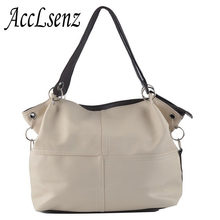 0c966e74ddb HOT!!!! Women Handbag Special Offer PU Leather bags women messenger bag/  Splice grafting Vintage Women Shoulder Bags