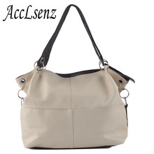 HOT  Women Handbag Special Offer PU Leather bags women messenger bag Splice grafting Vintage Women