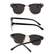 Rimless Polarized Sunglasses