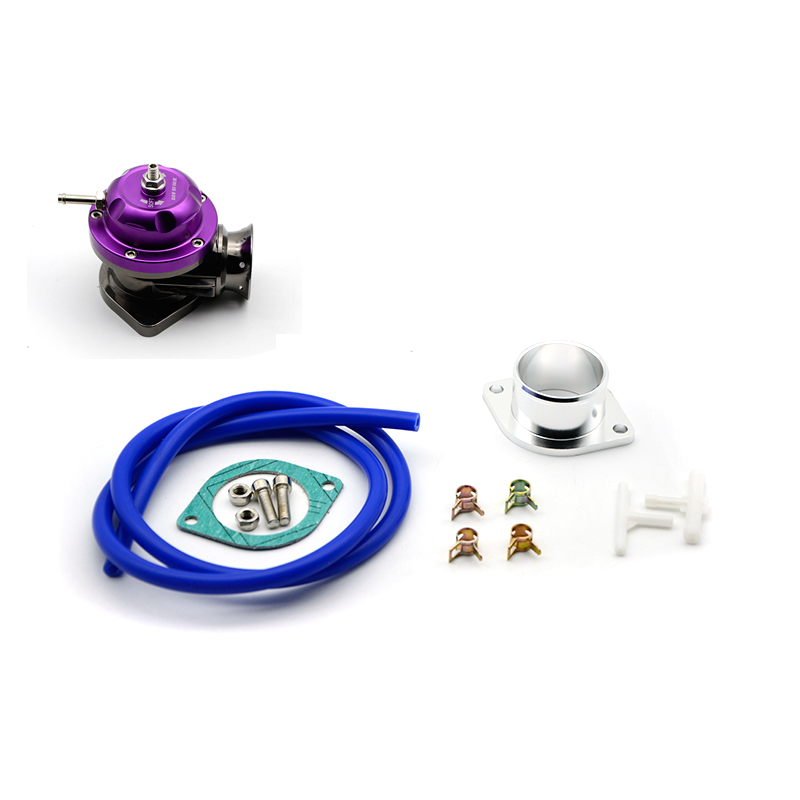 Image 4 - Universal Type RS Turbo Blow off Valve Adjustable 25psi BOV Blow dump/Blow off adaptor 5 colors-in Valve Train from Automobiles & Motorcycles