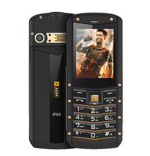 AGM M2 IP68 Rugged Waterproof Shockproof Phone GSM Dual SIM Card Bluetooth FM Old man Student Child Business Russian Keyboard