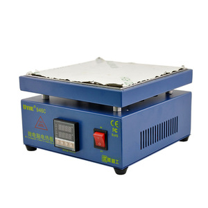 Image 2 - 946C Electronic Hot Plate Preheating Statio Heating Led Lamp Soldering Station Heating Work For Phone Lcd Screen Separate