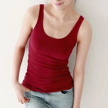 Women Summer T-Shirt Cotton Tank Top Girl Tshirt Underwear W