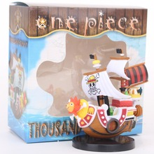 One Piece Thousand Sunny Action figure 15cm