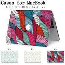 Mới Cho Laptop Notebook Macbook Ốp Lưng Nóng Tay Bao Da Máy Tính Bảng Túi Xách Cho MacBook Air PRO RETINA 11 12 13 15 13.3 15.4 Inch Torba