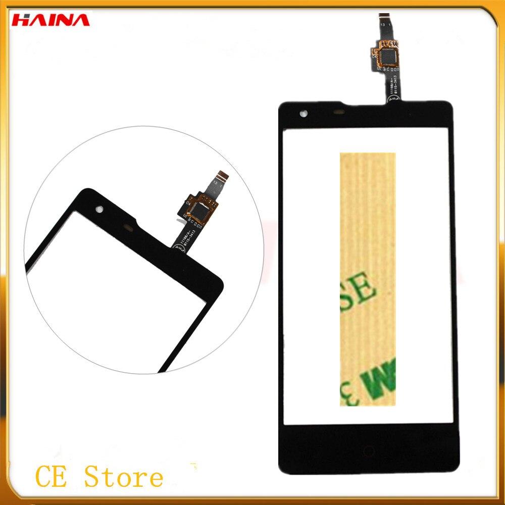 10 шт./лот Сенсорные панели для телефонов Сенсор для ZTE Нубия Z5 Mini nx402 touch Экран Сенсорный экран планшета спереди Стекло