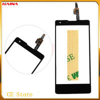 10pcs/lot Mobile Phone Touch Panel Sensor For ZTE Nubia Z5 mini Nx402 Touchscreen Touch Screen Digitizer Front Glass