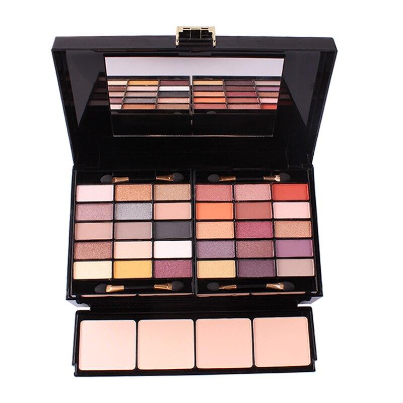 Sombra Kit de Maquiagem Destaque Corar Gloss