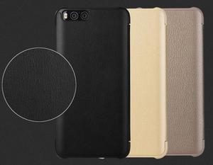 """Image 4 - עור הכיסוי להעיף מקרה Xiaomi Mi6 מקורי 5.15 """"Xiaomi Mi מקרה 6 יוקרה מקרה שריון מט עמיד הלם Xiomi mi6 fundas חכם"""