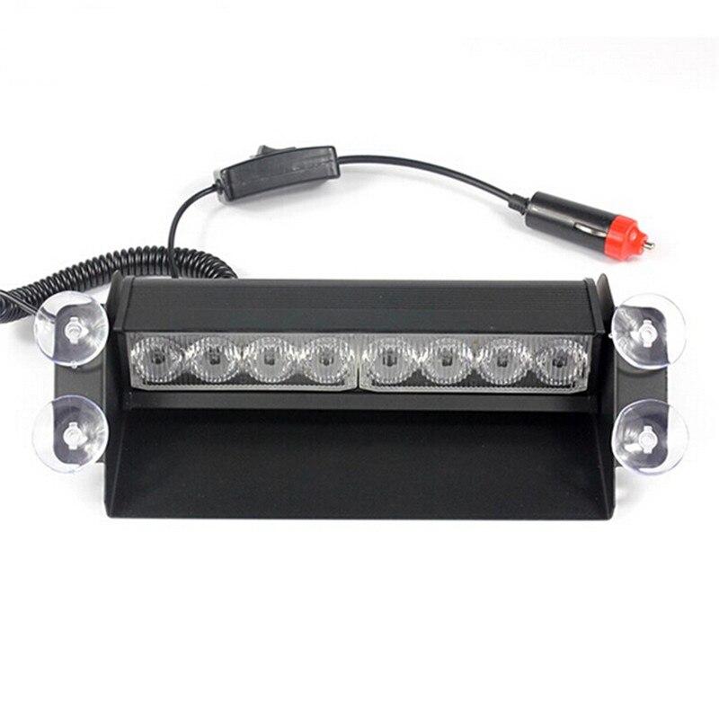 5 Pièce 12V Voiture Bateau LED Tableau de Bord Panneau Warning Lampe Clignotants
