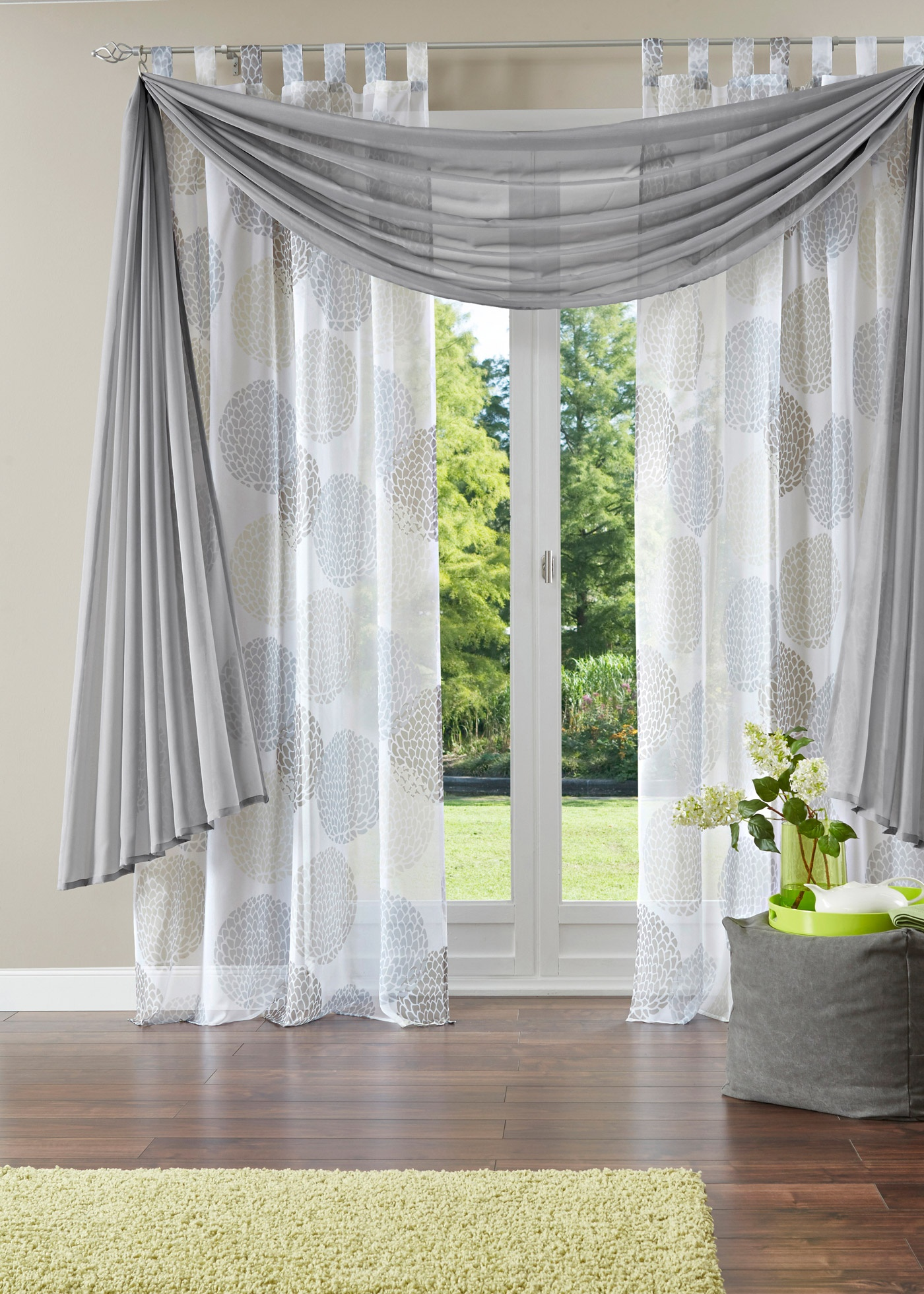 2019 Terri Tulle Pelmets Fabrics DIY Valance Curtains For Living Room  Kitchen Drapes Window Treatments Valance Curtains For Bedroom From Newcute,  ...