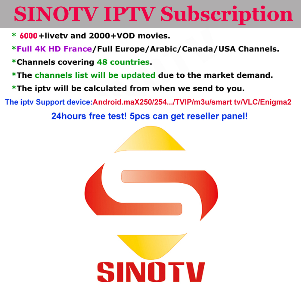 FLASH SALE] Europe IPTV Subscription France Romania German Arabic