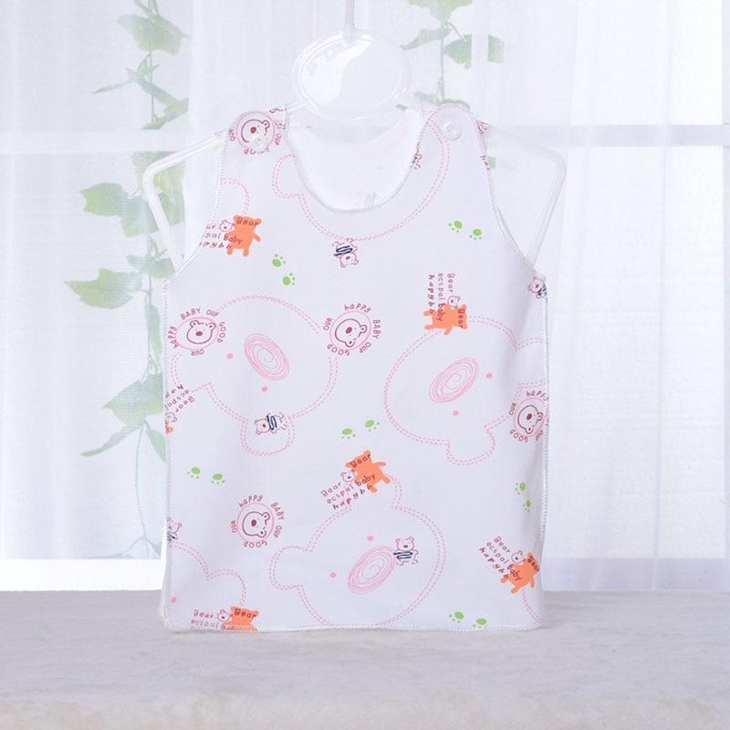 Effizient 2017 Baumwolle Baby-kleidung Sommer Weste Für Jungen Und Mädchen Weiche Neugeborene Baby Kleidung Nette Weste 016 Duftendes Aroma