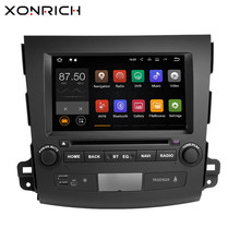 Xonrich 2 Din Android 8.1 Car Multimedia Player For Mitsubishi Outlander 2007-2011 AutoRadio GPS Navi DVD Head Unit AudioWifi 4G