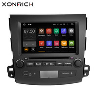 Xonrich 2 Din Android 8.1 Car Multimedia Player For Mitsubishi Outlander 2007 2011 AutoRadio GPS Navi DVD Head Unit AudioWifi 4G