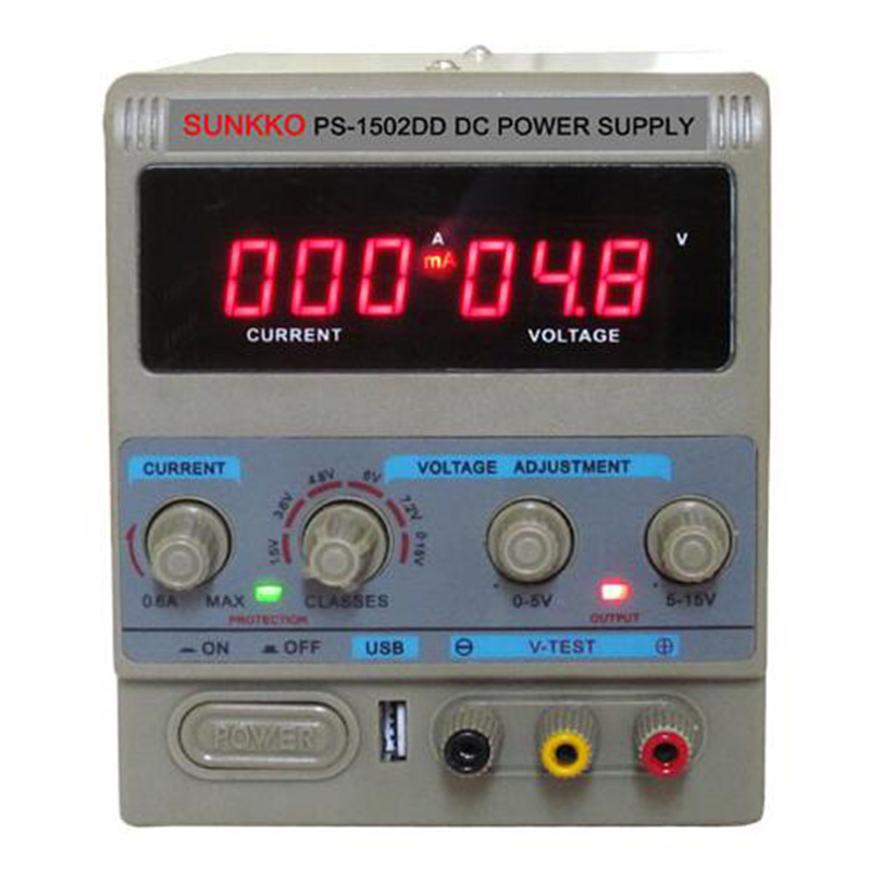 <font><b>PS</b></font>-<font><b>1502DD</b></font> High-precision Multi-function Electronic Test Power Supply image