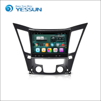 Car Android Media Player System For Hyundai Sonato 2011 2015 Autoradio Car Radio Stereo GPS Navigation