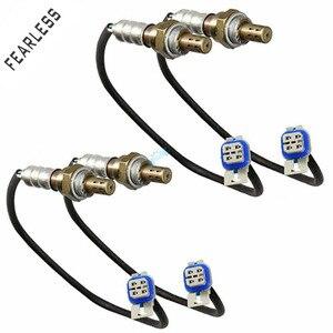 Image 5 - 4pcs O2 Oxygen 02 Sensor Up/Downstream for 03 04 05 06 Chevrolet Silverado 1500 Oxygen Sensor